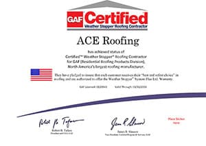 About Us | Roofing Company Indianapolis - Ace Roofing