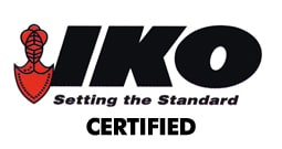 IKO Certified Roofer