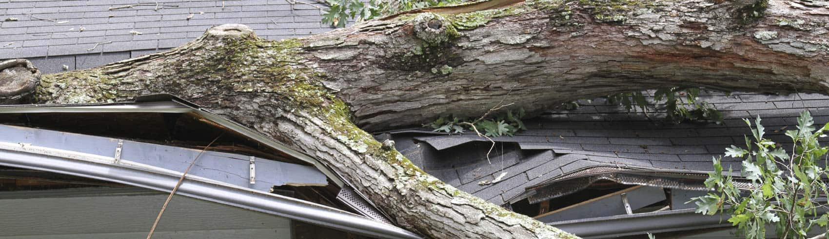 Roof Storm Damage